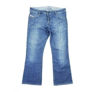 VTG 00's Diesel Industry Made in Italy Denim Jeans